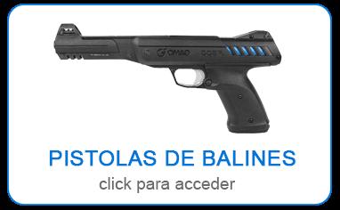 Pistolas de balines