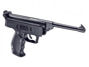 pistola competición Zasdar S3 muelle