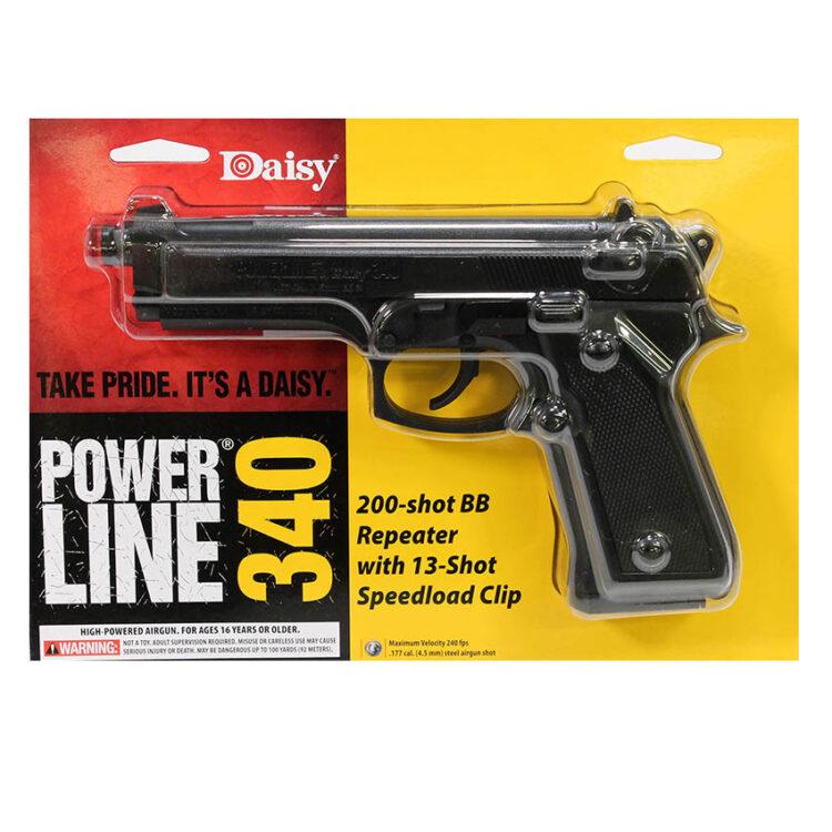 Daisy 340 BBs blister