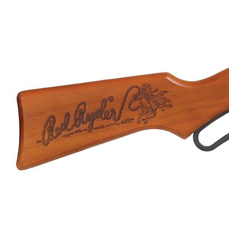 culata madera carabina red ryder