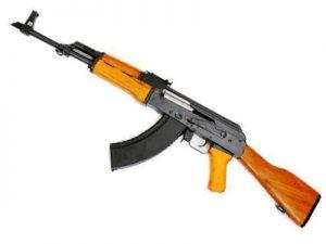 carabina CO2 Kalashnikov AK47