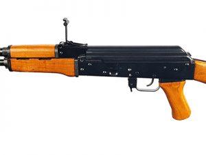 fusil madera AK47 cibergun