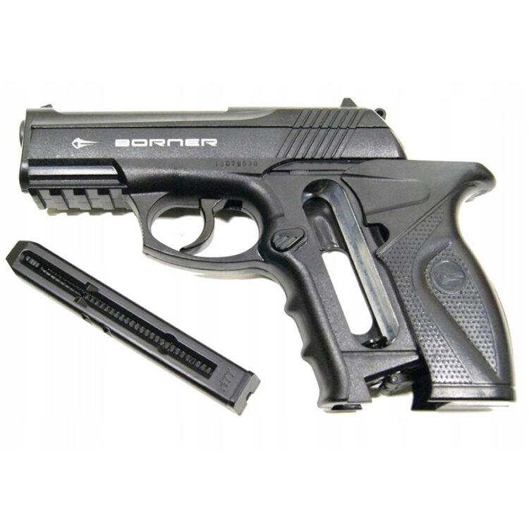 pistola co2 borner c1