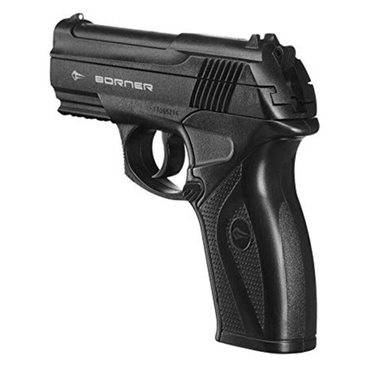 pistola CO2 borner c11