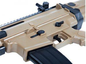 fusil muelle SCAR-L