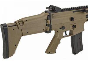 cargador fusil airsoft SCAR-L
