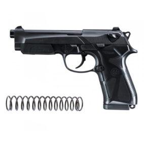 Pistolas de muelle