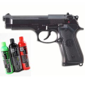 Pistolas Green Gas