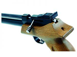 pistola madera PCP de balines PP800