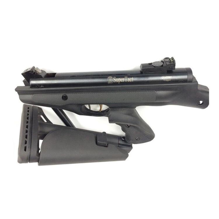 pistola cañon abatille suepercharger tactica