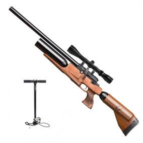 carabina PCP madera Puncher Bigmax