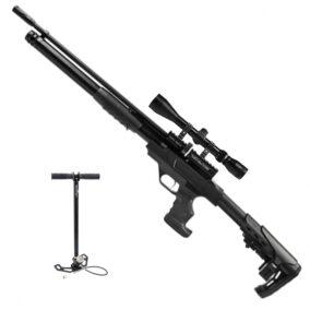 carabina PCP corredera movil Puncher Rambo