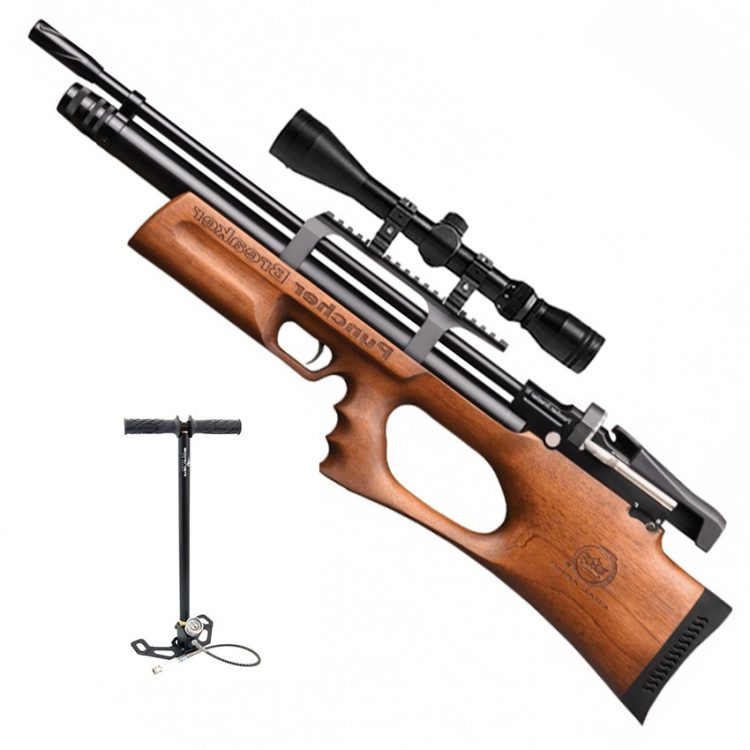 carabina madera PCP Breaker