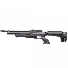 pistola con culata Tormenta PCP