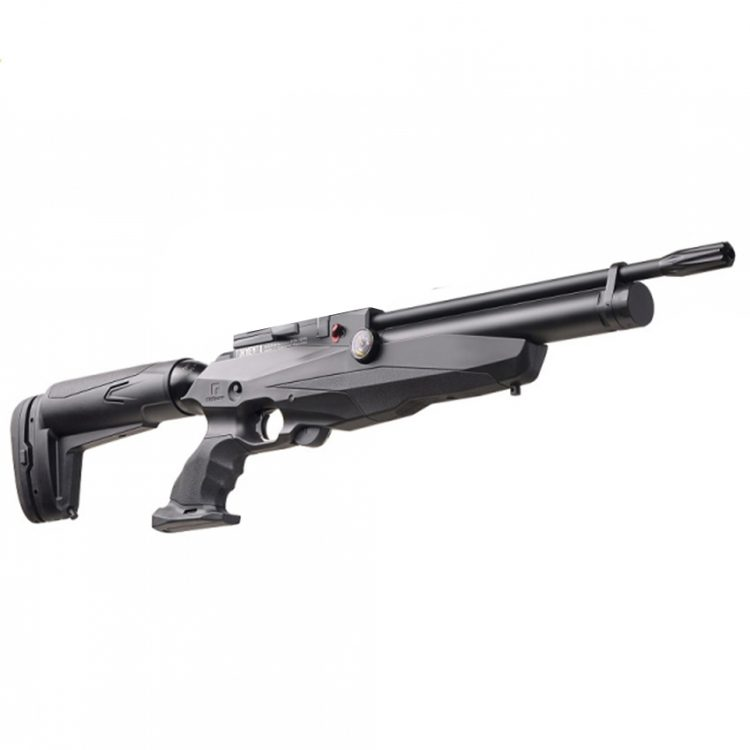 pistola PCP Tormenta con culata