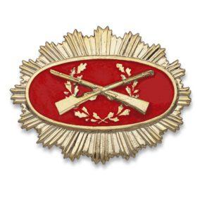 placa militar tirador selecto