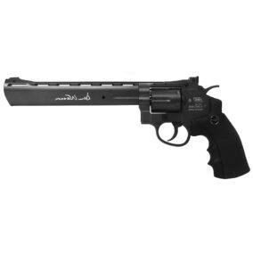 """Revolver Dan Wesson 8"""" fullmetal CO2"""