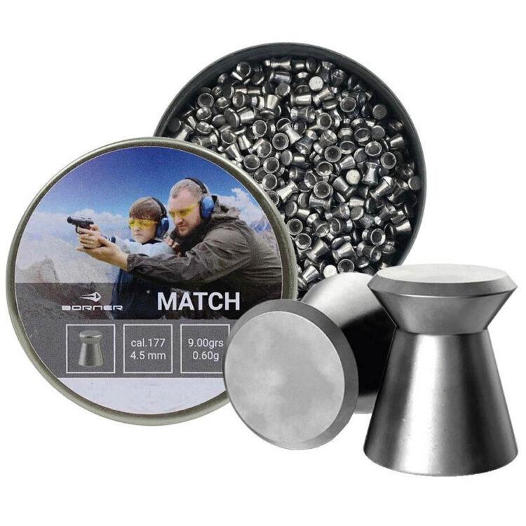 Balines Borner Match